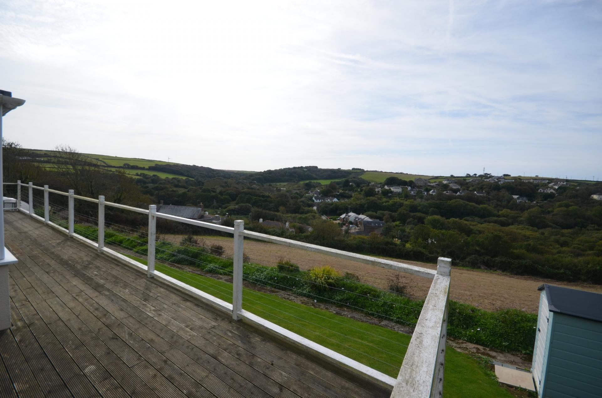 Private Utility Locating Colorado : Bedroom detached house for sale in perranporth