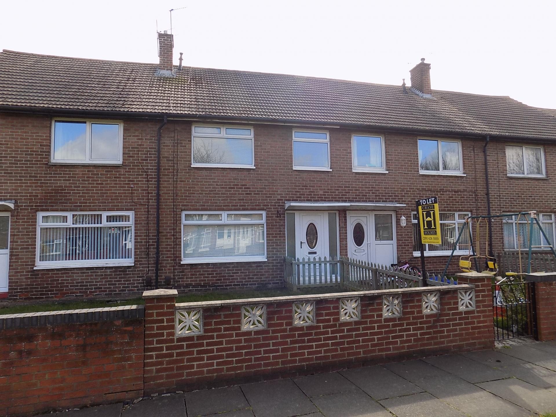 3 bedroom house for sale in jarrow for Whats a terrace house