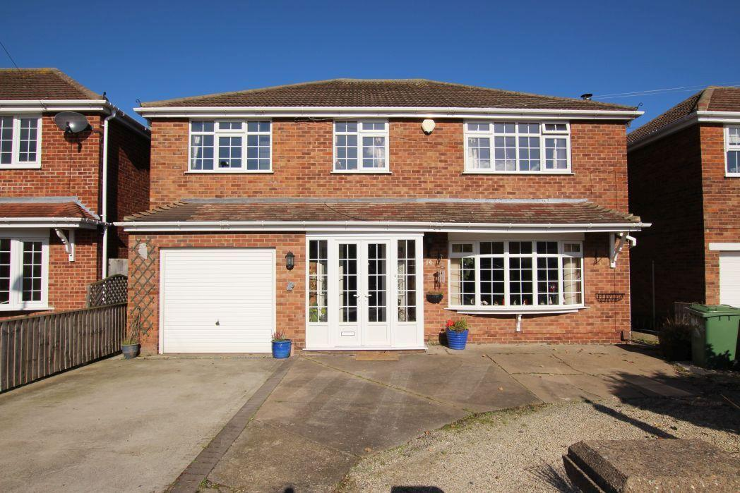 4 Bedrooms Detached House for sale in RAVENDALE ROAD, CLEETHORPES
