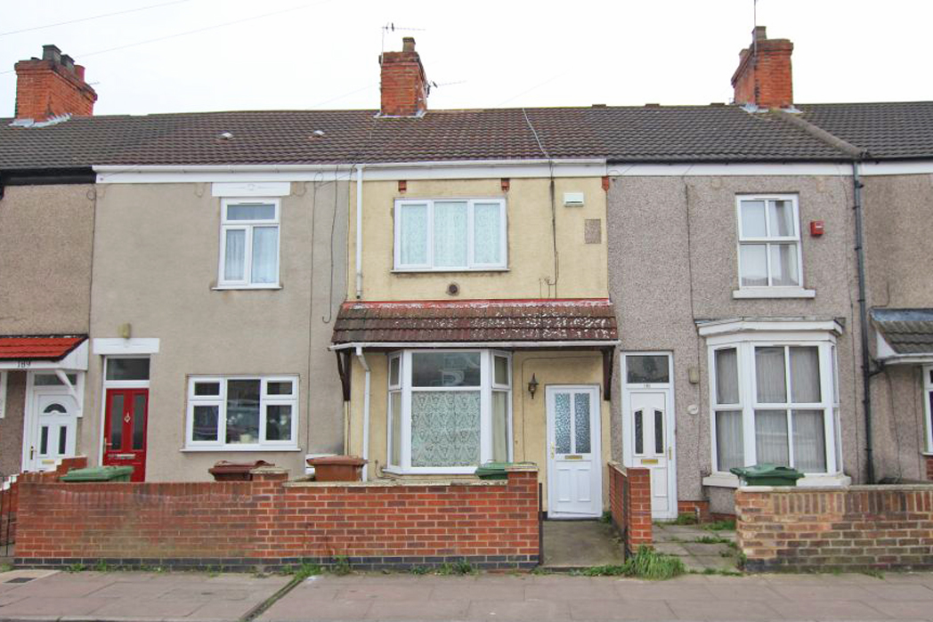 2 Bedrooms Property for sale in STANLEY STREET, GRIMSBY