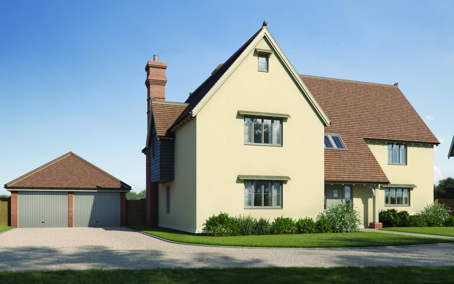 5 bedroom detached house for sale in clacton on sea for 5 bedroom new build homes