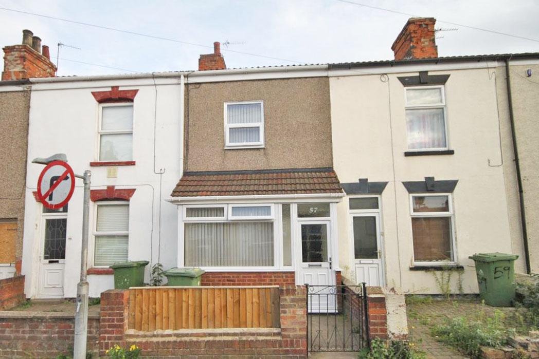 2 Bedrooms Property for sale in WILLINGHAM STREET, GRIMSBY
