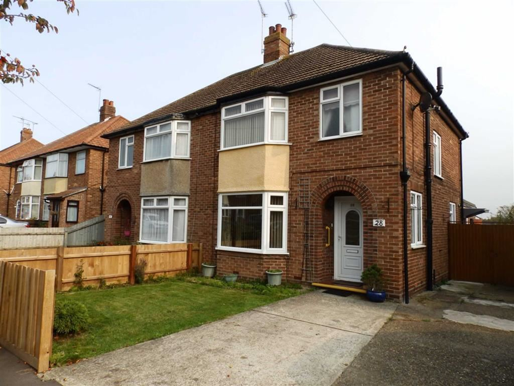 3 Bedroom Semi Detached House For Sale In Ipswich