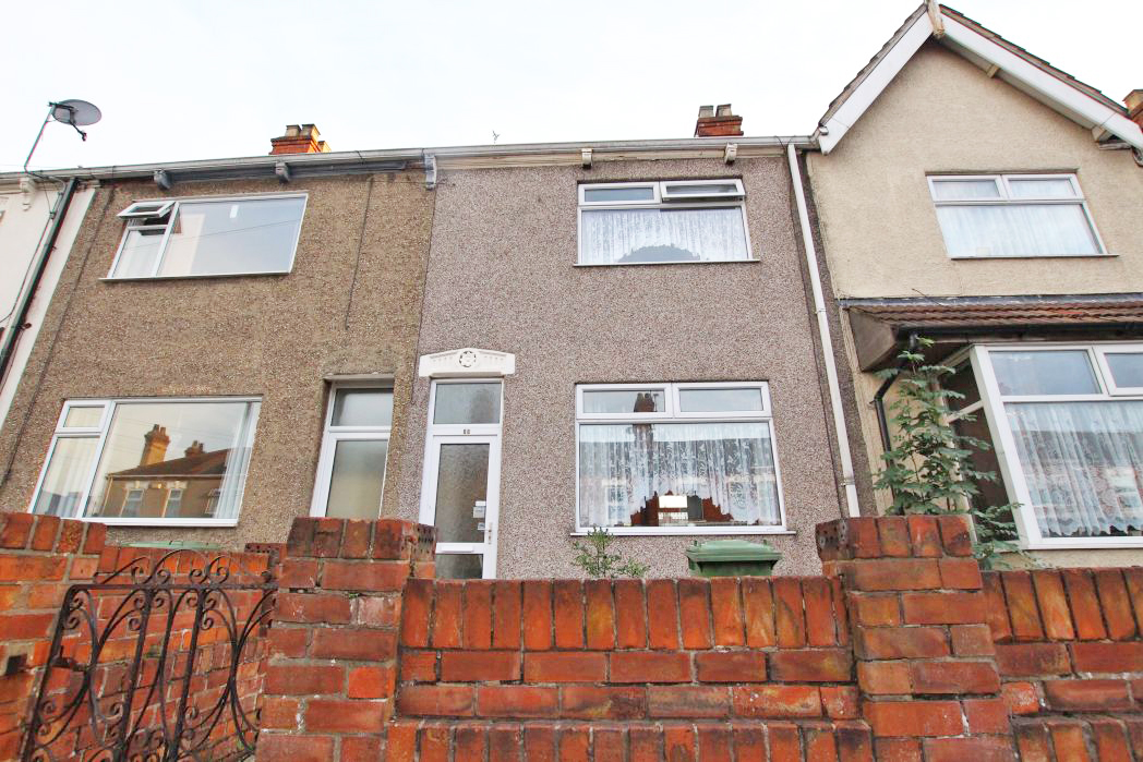 3 Bedrooms Terraced House for sale in PATRICK STREET, GRIMSBY