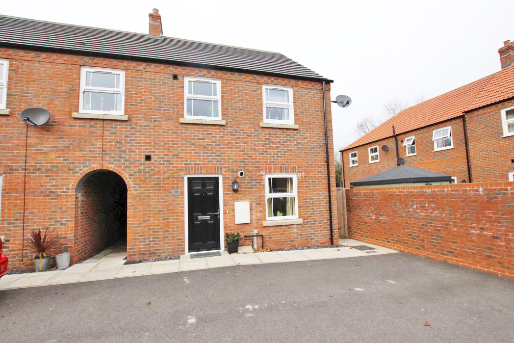 3 Bedrooms Property for sale in THEODORE WEST WAY, LOUTH