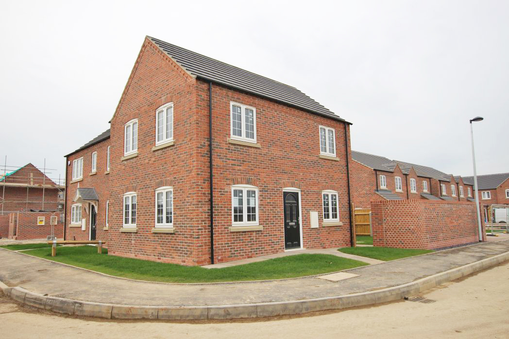 3 Bedrooms Semi Detached House for sale in PENROSE PLACE, MANBY