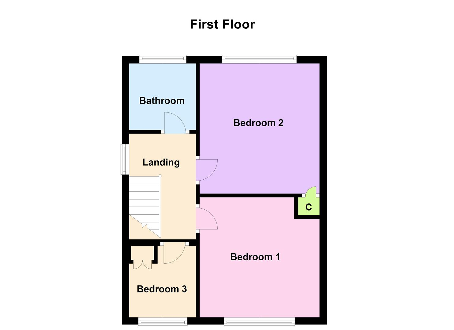 3 bedroom house for sale in leicester for 10x11 bedroom
