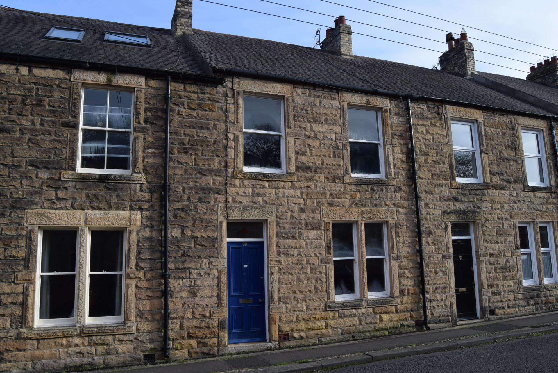 3 Bedrooms Terraced House for sale in Kingsgate Terrace, Hexham