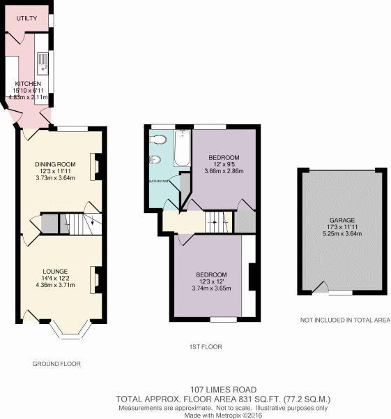 2 Bedroom House For Sale In Wolverhampton