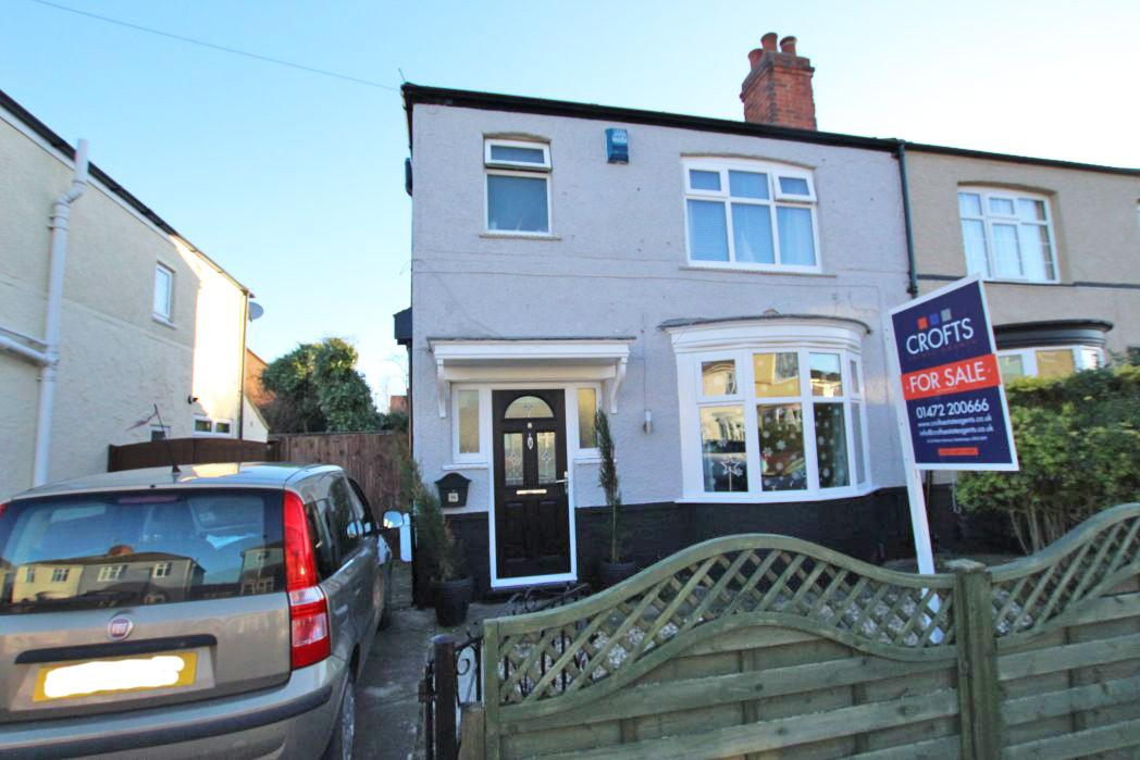 3 Bedrooms Semi Detached House for sale in MILLER AVENUE, GRIMSBY