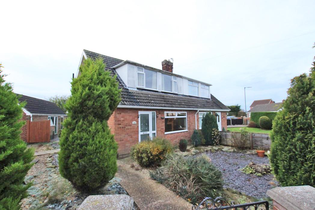 2 Bedrooms Semi Detached House for sale in FALLOWFIELD ROAD, SCARTHO