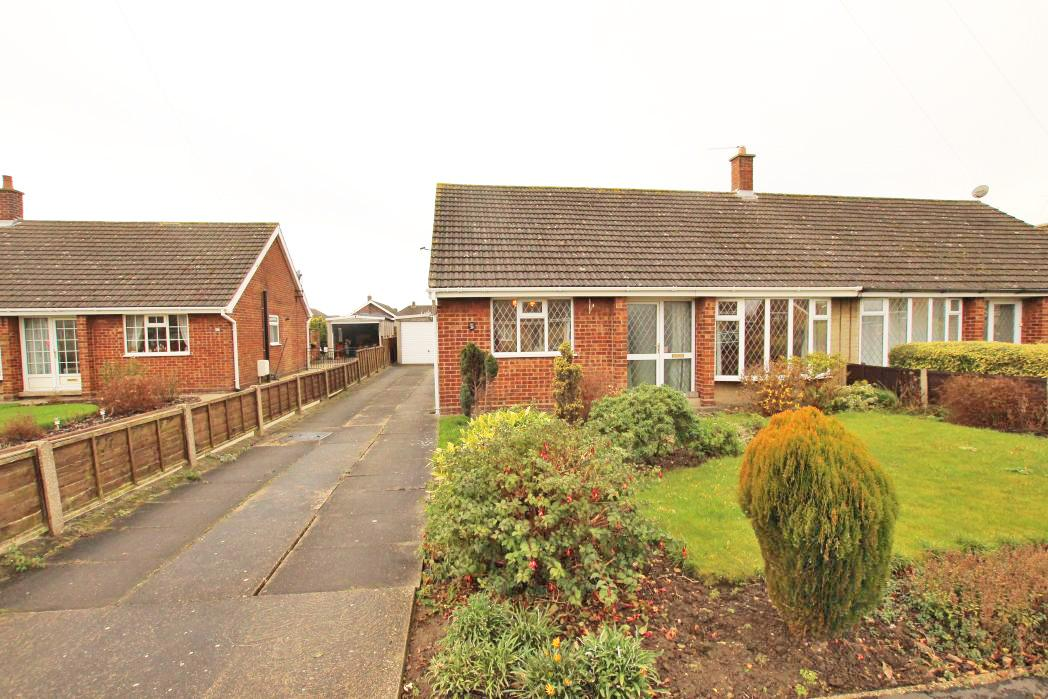 2 Bedrooms Bungalow for sale in KESTEVEN COURT, HABROUGH