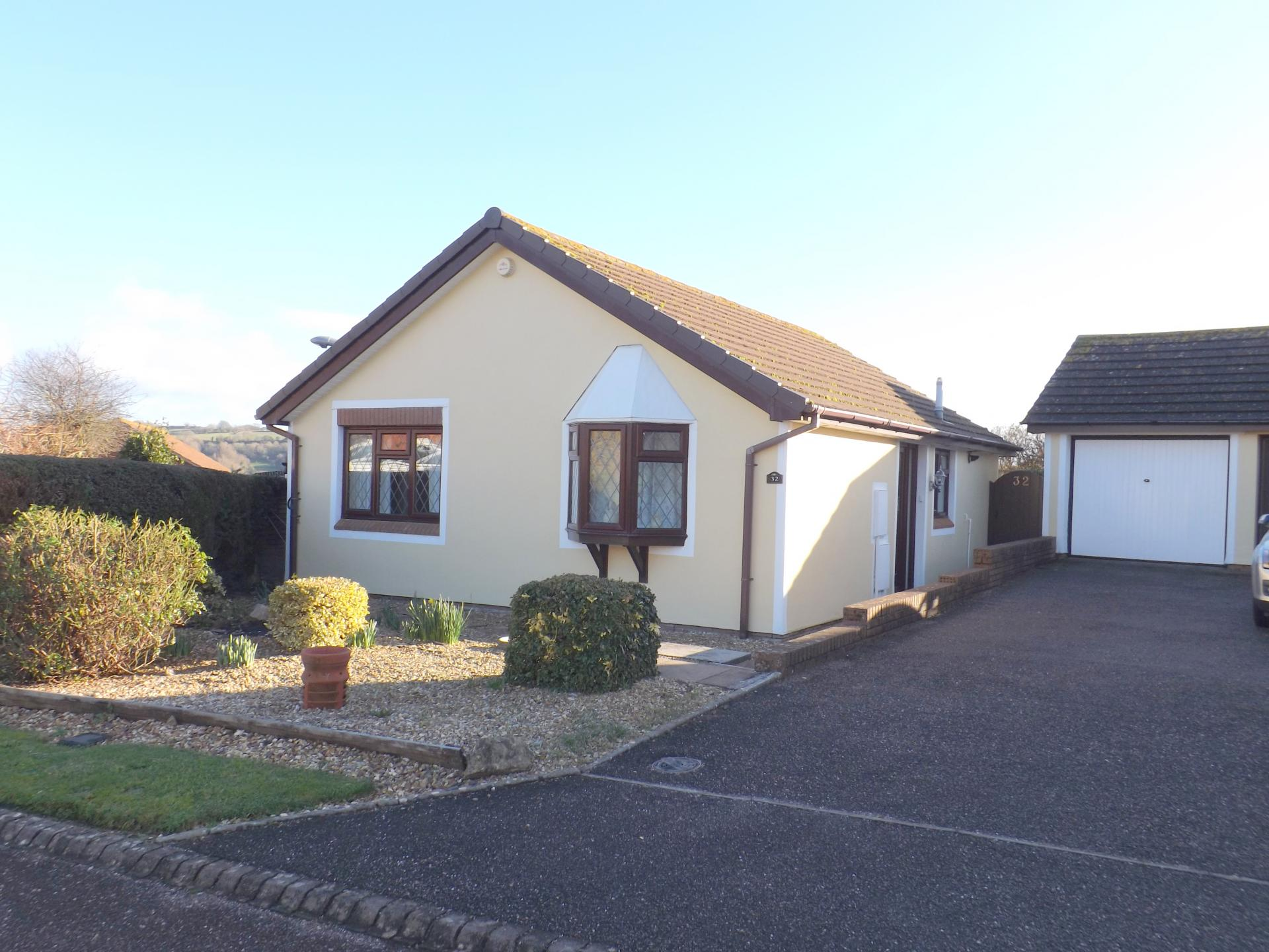 2 Bedrooms Bungalow for sale in Boundary Park, Seaton