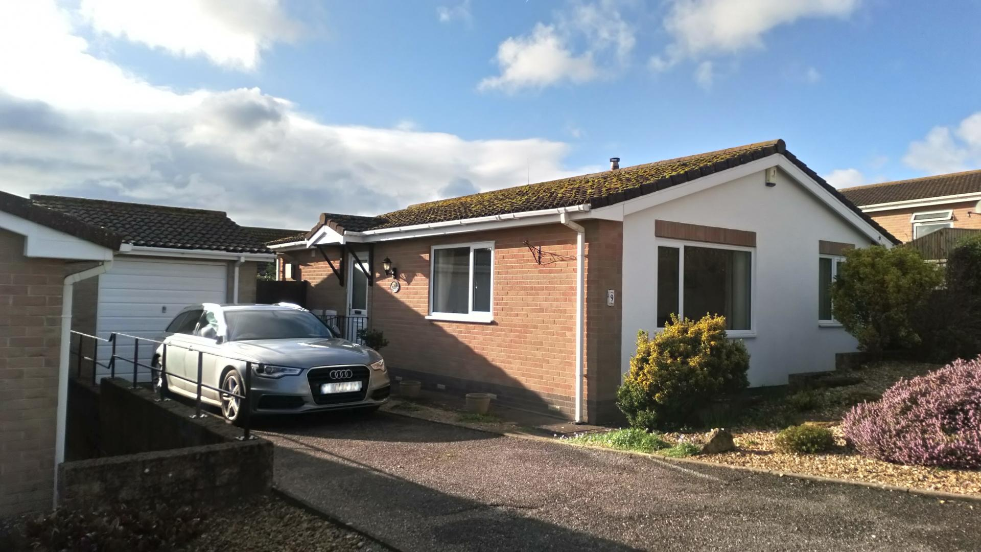 2 Bedrooms Bungalow for sale in Hazel Close, Seaton