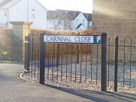 Carnival Close, Ilminster