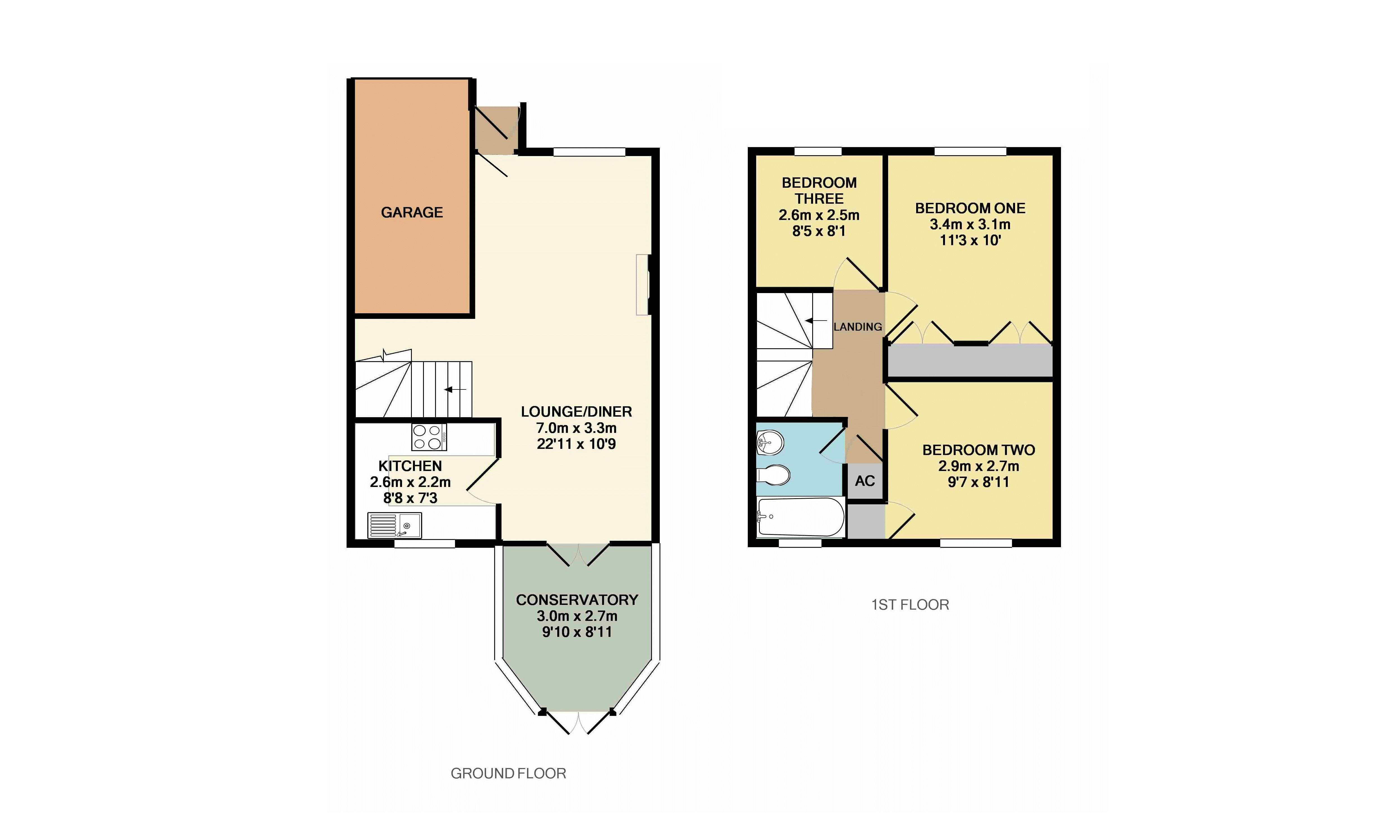 3 Bedroom House For Sale In Luton