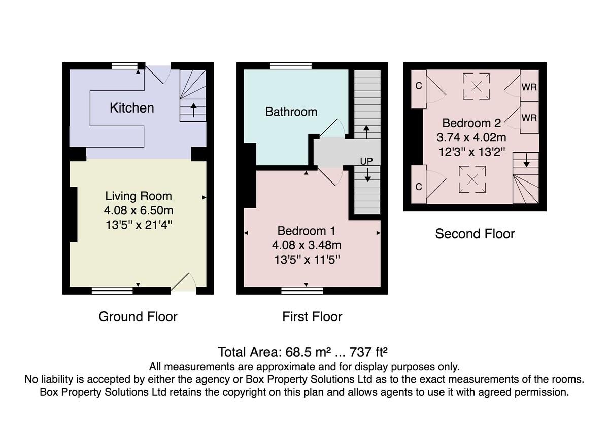 2 Bedroom Terraced House For Sale In Harrogate
