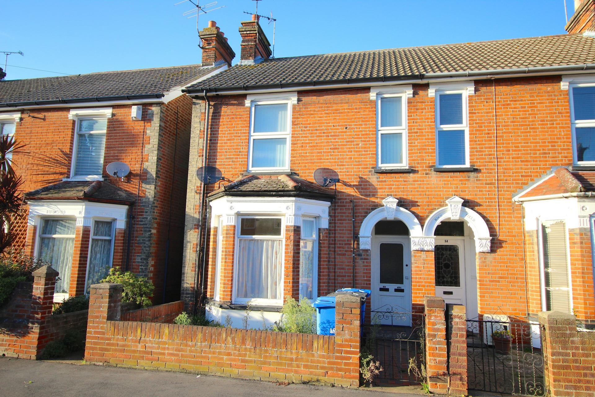 1 bedroom ground flat for sale in ipswich for Garden rooms ipswich
