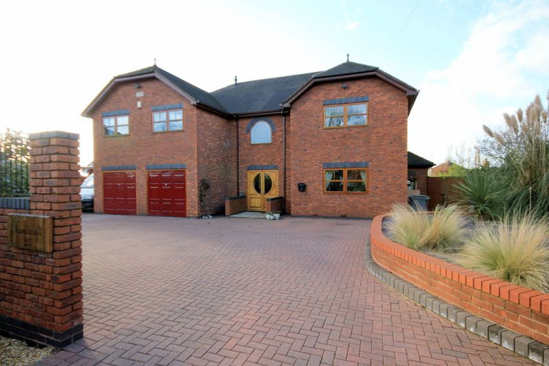 5 Bedroom Detached House For Sale In Stoke On Trent