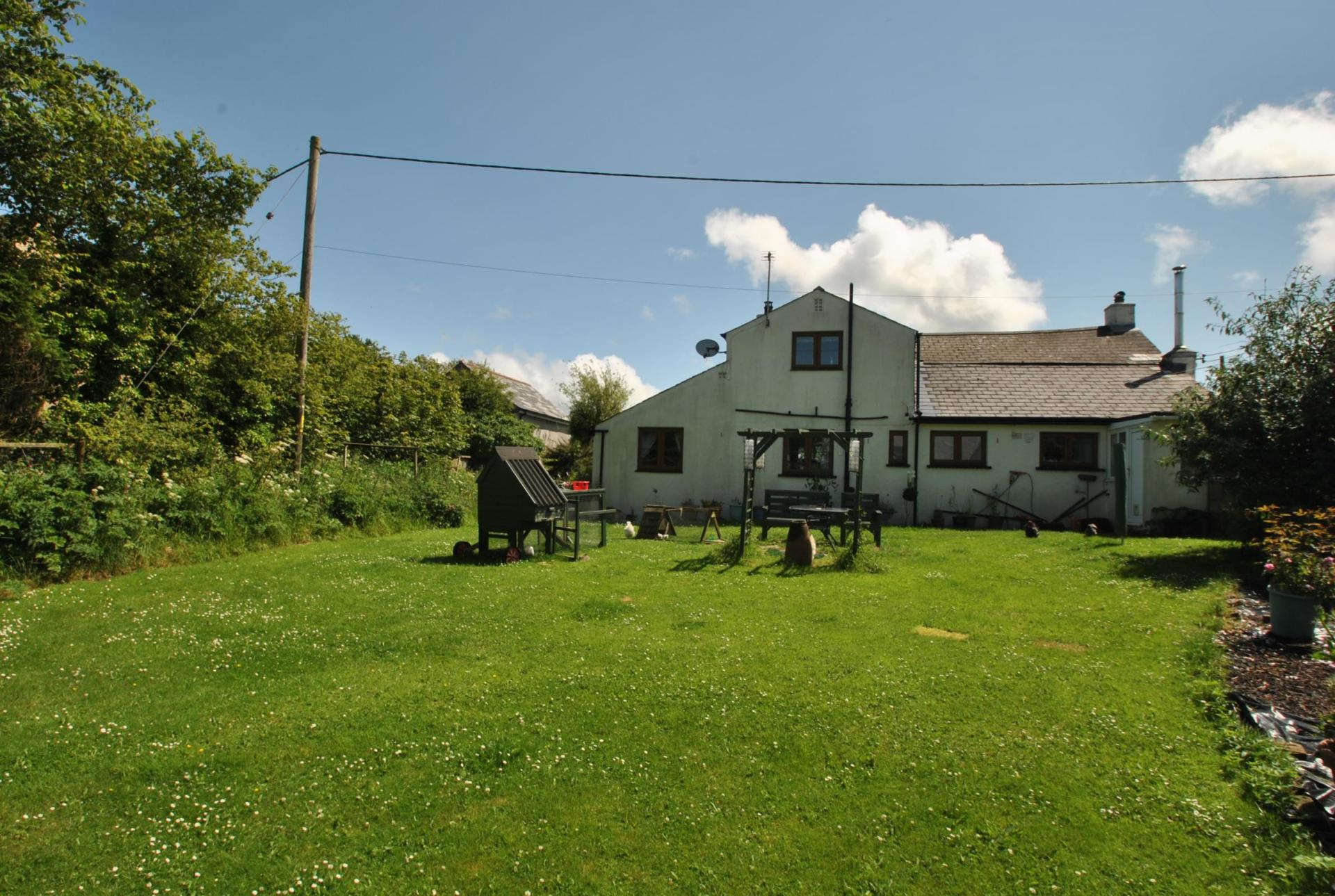Property For Sale Bude North Cornwall