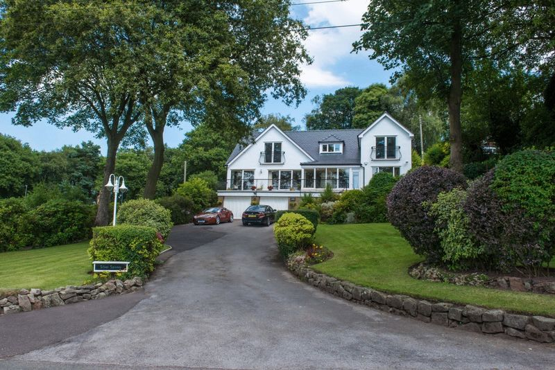 5 Bedroom Detached House For Sale In Madeley