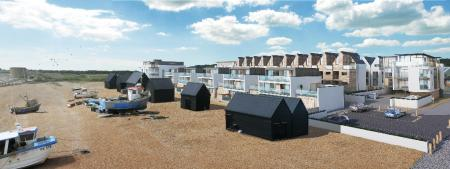 Bay Side, Unit 8, Fisherman's Beach, Hythe, Kent