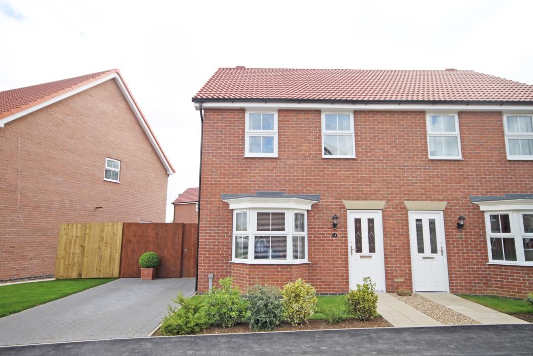 3 Bedrooms Semi Detached House for sale in BROCKLESBY AVENUE, IMMINGHAM